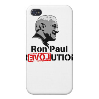 Ron Paul 2012 Revolution iPhone 4/4S Cover