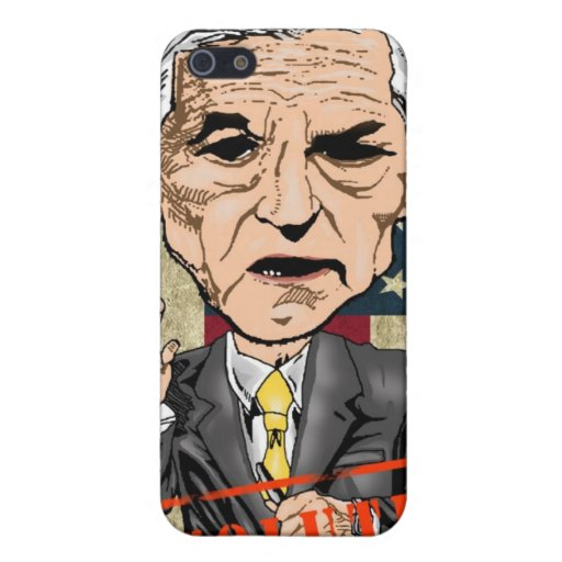 RON PAUL 2012 REVOLUTION IPHONE CASE iPhone 5 COVER