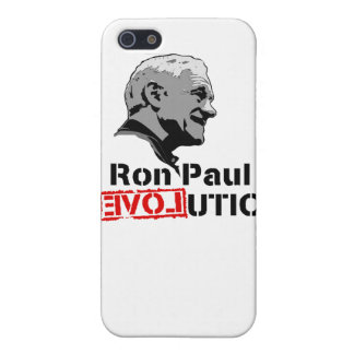 Ron Paul 2012 Revolution Cover For iPhone 5