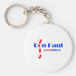 Ron Paul 2012 Revolution Keychain