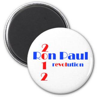 Ron Paul 2012 Revolution Magnet