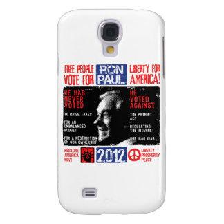 Ron Paul 2012 Samsung S4 Case