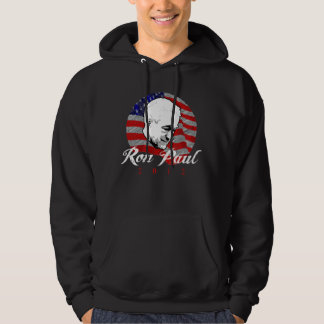Ron Paul 2012 Sketch Design Hoodie