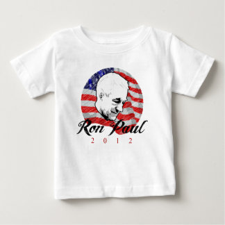 Ron Paul 2012 Sketch Design T Shirts