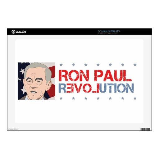 Ron Paul 2012 Skins Para Portátil