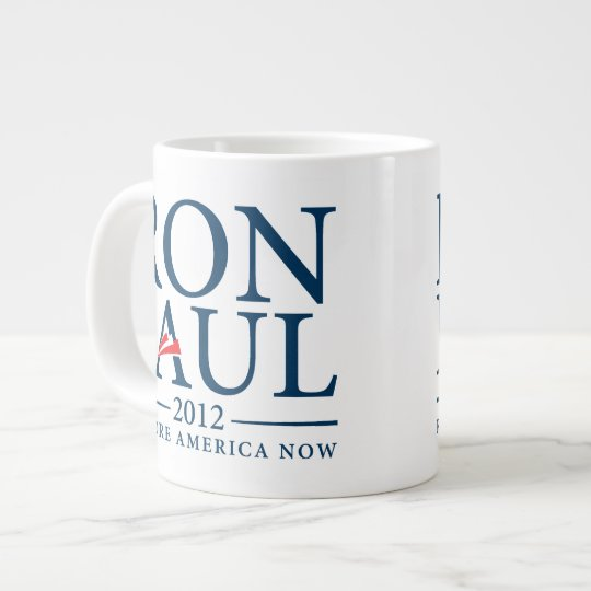 Ron Paul 2012 Specialty Mug