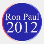 Ron Paul 2012 Sticker