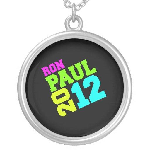 RON PAUL 2012 SWAY NEON PENDANTS