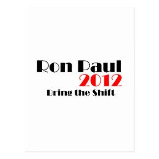 Ron Paul 2012 Postal