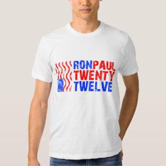 RON PAUL 2012 TEE