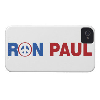 Ron Paul 2012 The Peace Candidate iPhone 4 Case