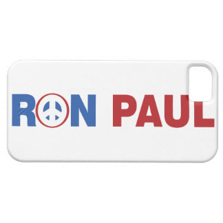 Ron Paul 2012 The Peace Candidate iPhone SE/5/5s Case