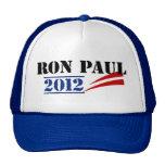 Ron Paul 2012 Trucker Hats