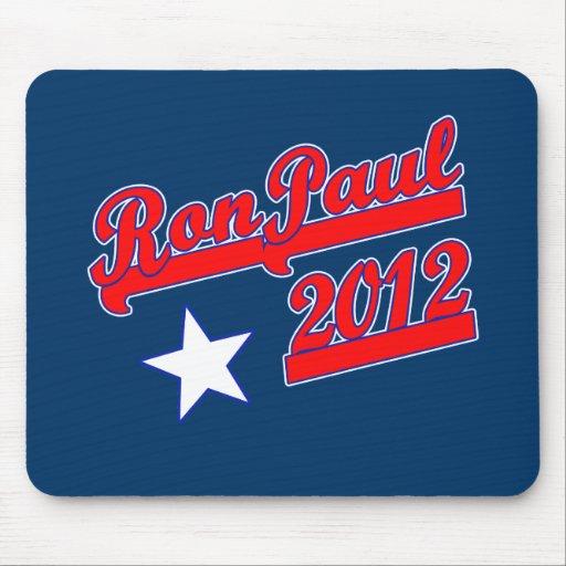 Ron Paul 2012 Tshirts, Campaign Gear Mousepads