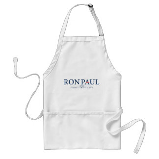 ron paul 2012 usa president election logo politics adult apron