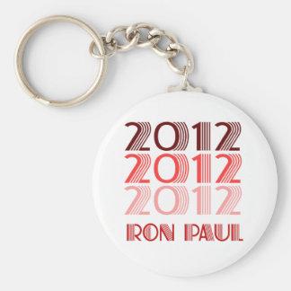 RON PAUL 2012 VINTAGE KEYCHAIN