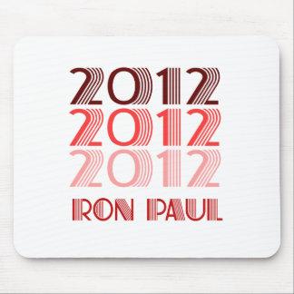 RON PAUL 2012 VINTAGE MOUSE PAD