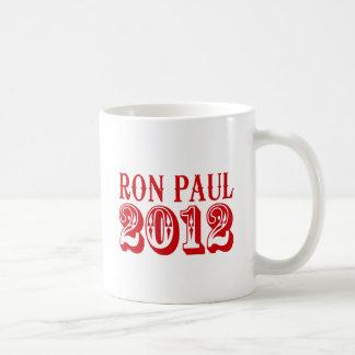 RON PAUL 2012 (Western) Coffee Mug
