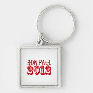 RON PAUL 2012 (Western) Key Chain