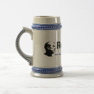 Ron Paul 2012 www.ronpaul2012.com Beer Stein