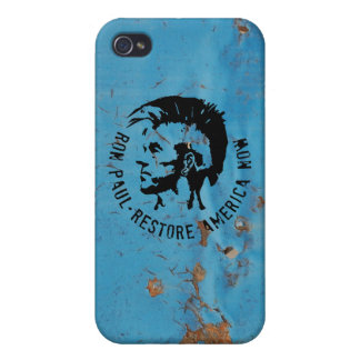 Ron Paul 2014 Cases For iPhone 4