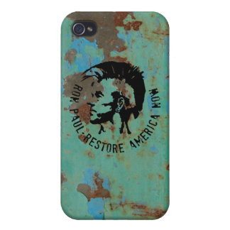 Ron Paul 2014 Case For iPhone 4