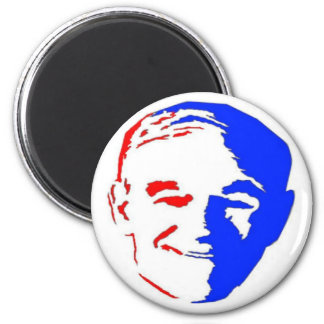 Ron Paul 2 Inch Round Magnet