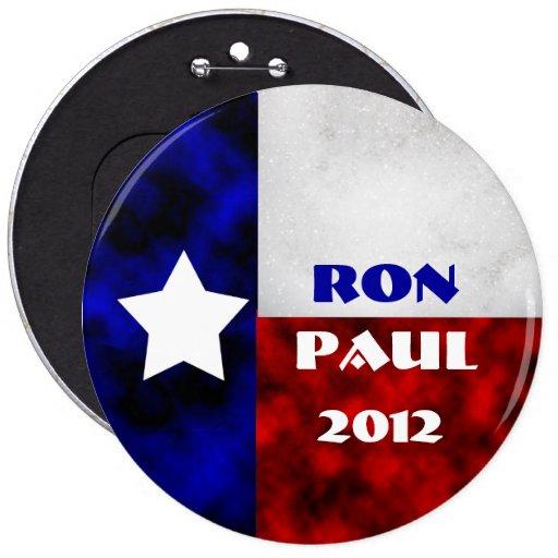 Ron Paul 6 Inch Round Button