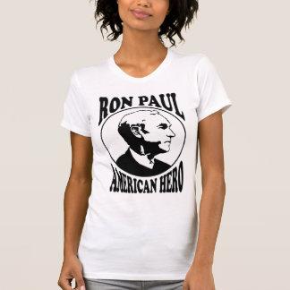 Ron Paul American Hero Tanktops