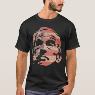 Ron Paul and the Flag T-Shirt