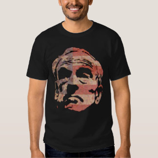 Ron Paul and the Flag Tshirts