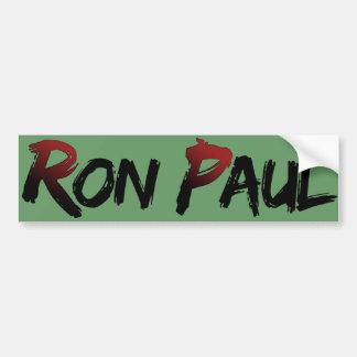 Ron Paul Bumber Sticker