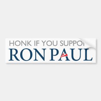 Ron Paul Bumper Sticker Car Bumper Sticker