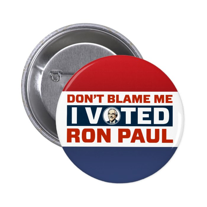 Ron Paul Button