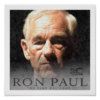 Ron Paul Campaign For Liberty Posters