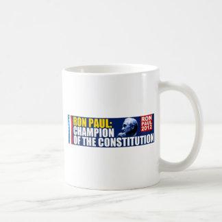 Ron Paul: Campeón de la constitución Taza Clásica