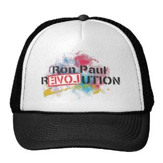Ron Paul Cap Trucker Hat