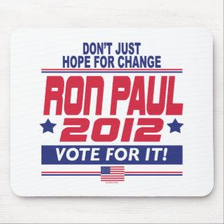 Ron Paul Change Mouse Pad