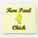 Ron Paul Chick Mouse Pad