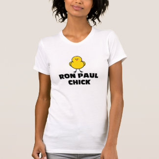 Ron Paul Chick T-Shirt