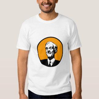 Ron Paul Circle Orange Shirts