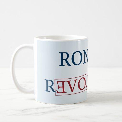 Ron Paul Classic White Coffee Mug