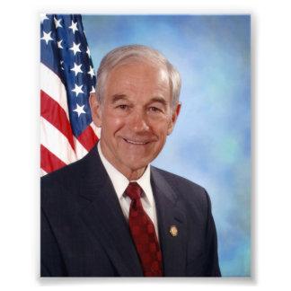 Ron Paul Congressman Doctor Future President Photograph