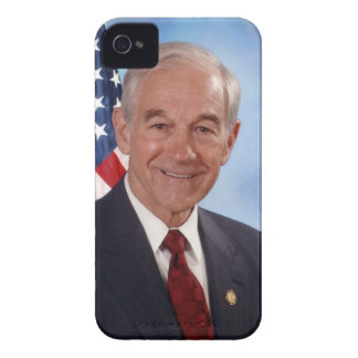 Ron Paul: Congressman, Doctor, Liberty Hero Case-Mate iPhone 4 Cases