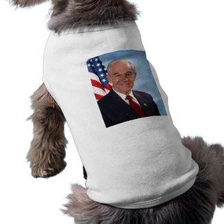 Ron Paul Congressman Doctor Liberty Hero Pet Shirt