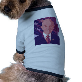 Ron Paul cortó Camisas De Perritos
