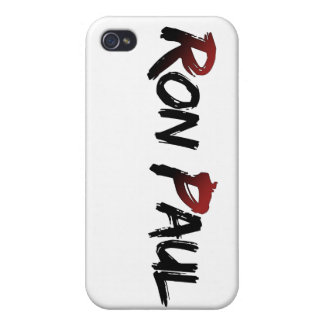 Ron Paul!!!! Cover For iPhone 4