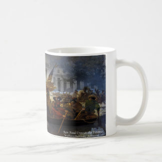 Ron Paul Crossing the Potomac Coffee Mug
