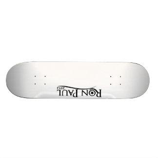 Ron Paul Curve Board Skateboard Decks