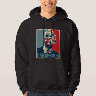 Ron Paul - Dangerous Sweatshirts